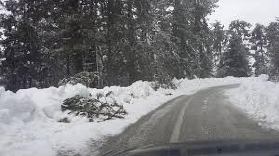 δυτικό όργωμα χιονιού