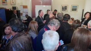 Την έκπληξη κάνει..η συμμετοχή στην κεντροαριστερά!Ουρές στην Eυρυτανία για  τις εκλογές του νέου φορέα f4c2684b677