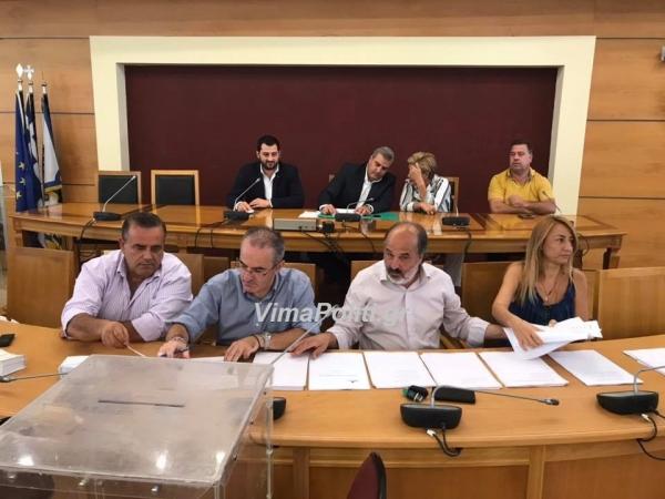 Πρώτη συνεδρίαση σήμερα του νέου Περιφερειακού Συμβουλίου Στερεάς(Φώτο)